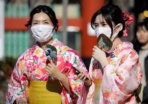 Yaponiyada COVID-19-a yoluxma hallarının sayı 31,3 mini ötdü