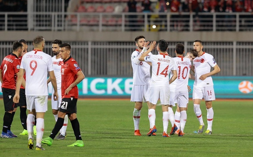 AVRO-2020: Türkiyə Albaniyanı qəbul edir - AFİŞA