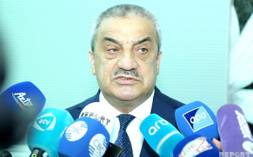 Rüstəm Usubov işdən çıxarıldı