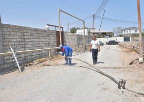 Bakıda ev alqı-satqısı ilə məşğul olanlar evlərə qanunsuz su xətləri çəkib