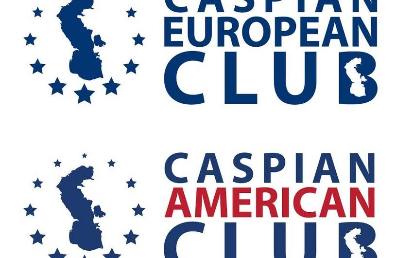 Caspian Euopean Clubun tədbirlər planı təsdiqlənib