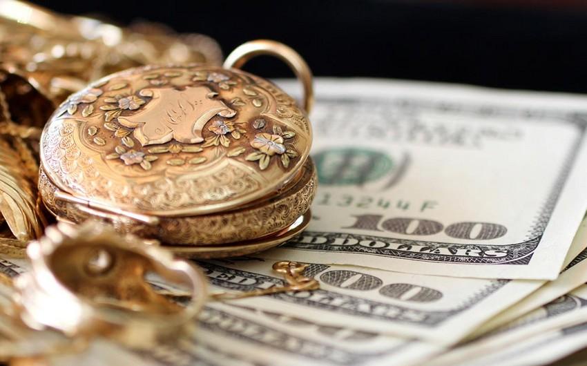 Yasamalda zirzəmidə gizlədilmiş 1,5 kq qızıl və 21 min dollar oğurlandı