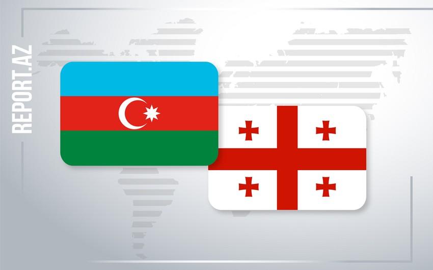 Bakı-Tbilisi əməkdaşlığının inkişafı müzakirə olunub