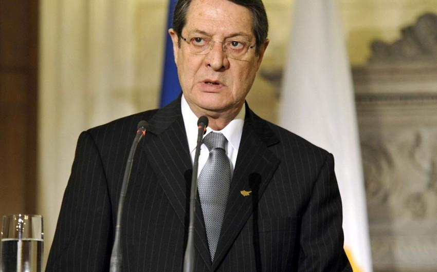 Kipr prezidenti: Misir təyyarəsinin qaçırılması terrorla bağlı deyil