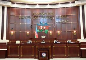 Milli Məclisin sədri deputatları diqqətli olmağa çağırıb