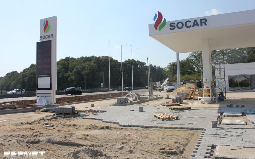 SOCAR Rumıniyada 35-ci yanacaqdoldurma məntəqəsini istifadəyə verəcək