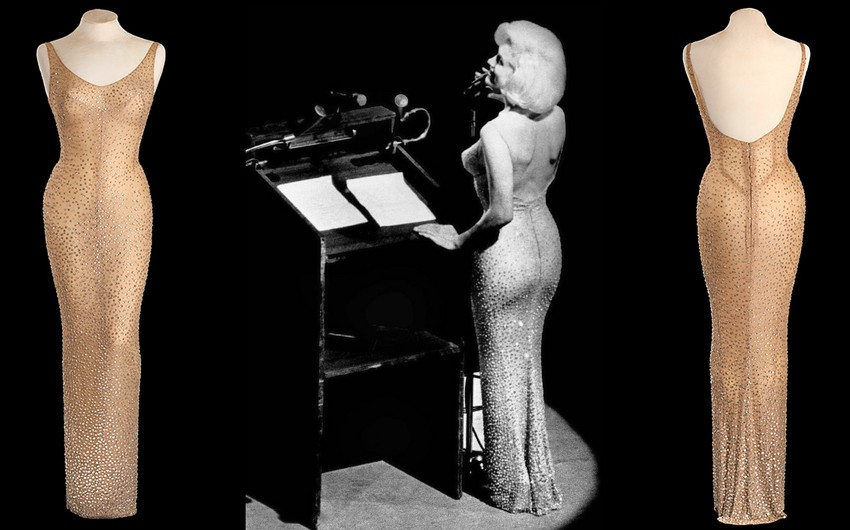 Marilyn Monroe's belongings to be sold in auction