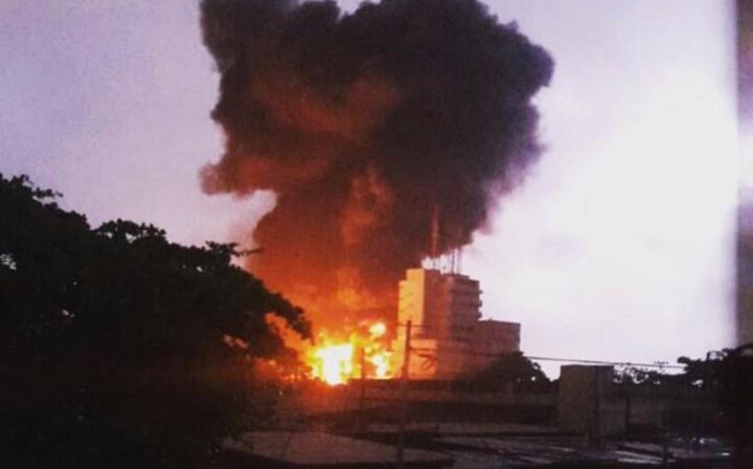 Qanada YDM-də partlayış 100-dən çox insanın ölümü ilə nəticələnib