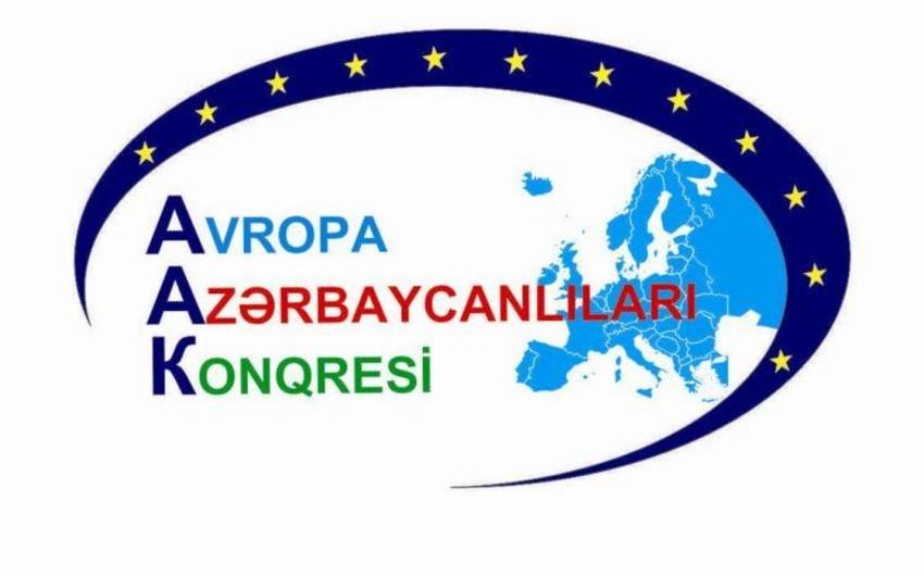 Avropa Azərbaycanlıları Konqresi bəyanat yayıb