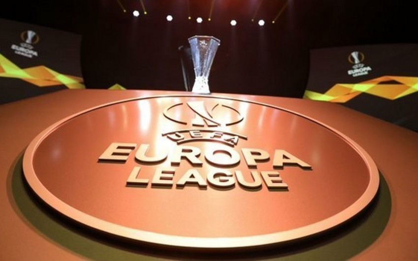 Europa League: Draw for 1/8 finals held - UPDATE