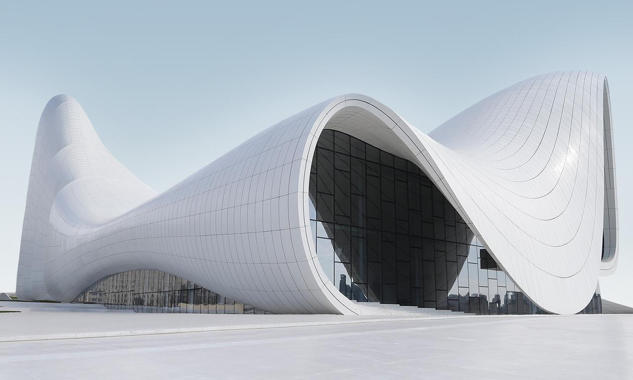 Baku among top 5 cities with most unusual architecture