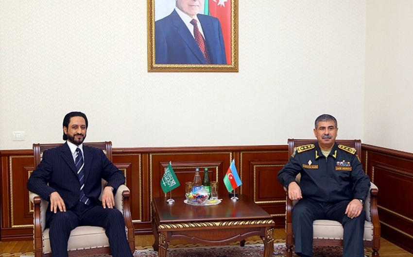 Azerbaijan, Saudi Arabia mull expansion of military cooperation