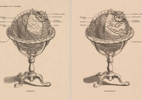 Britaniya kitabxanası qədim qlobusları onlayn etdi