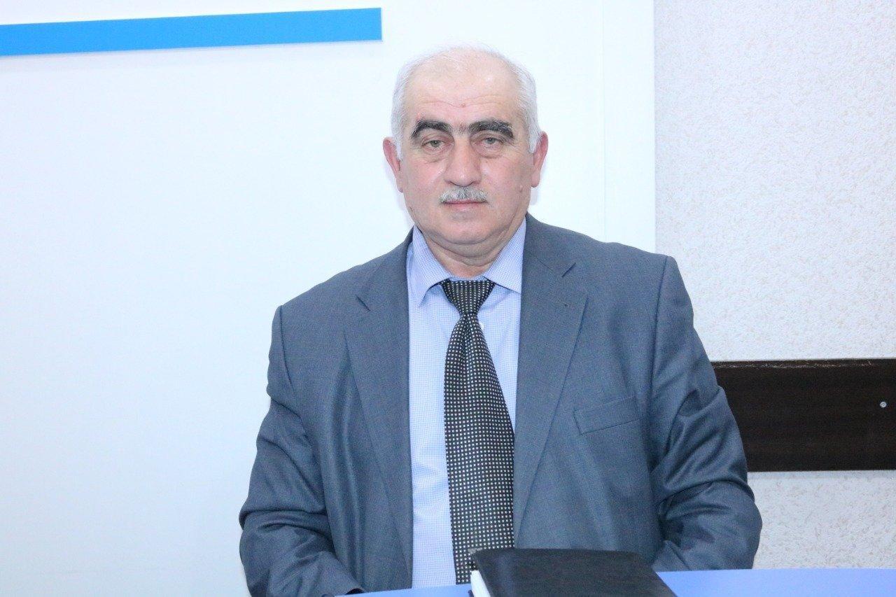Azadlıq Partiyasının sədri Əhməd Oruc