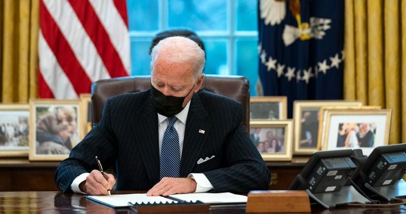 Байден подписал указ о кибербезопасности