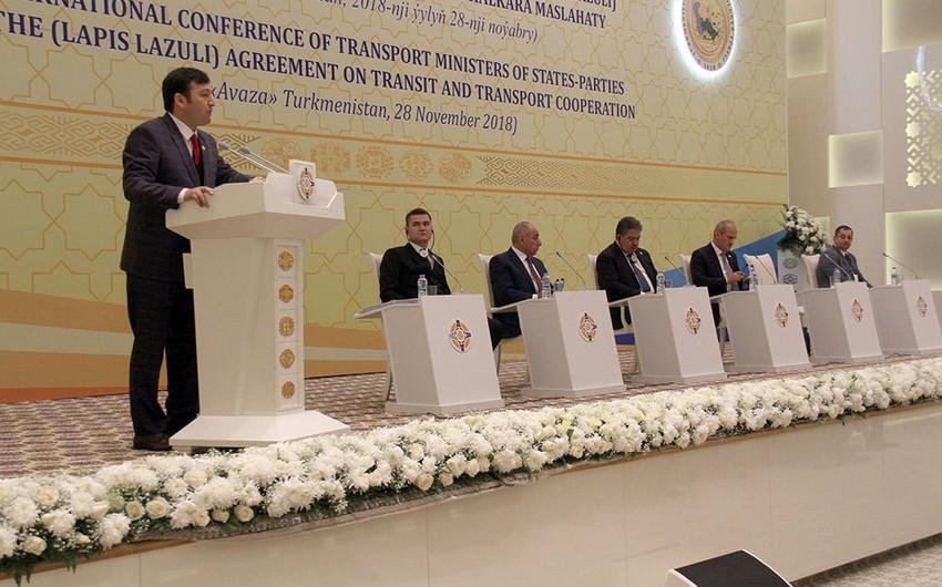 Азербайджан принял участие в международной конференции в Туркменистане