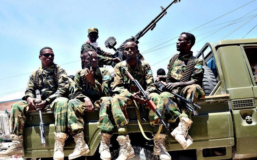 Somali paytaxtının bir neçə rayonu üsyançılar tərəfindən tutulub