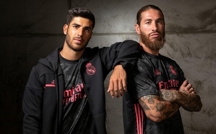 Real Madrid üçüncü formasını təqdim etdi
