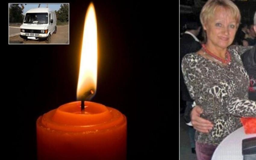 Azərbaycanlı tanınmış ukraynalı qadın gimnastı maşınla vuraraq öldürüb
