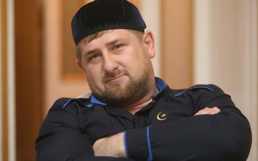 Kadırov: Çeçenistandan olan batalyon Suriyadadır