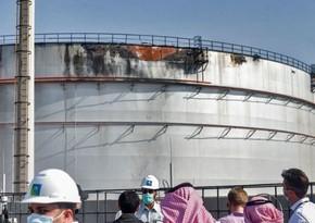 """""""Saudi Aramco""""nun obyektləri yenidən husilərin hücumuna məruz qalıb"""
