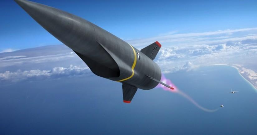 Гиперзвуковая ракета США показала скорость в пять раз выше скорости звука