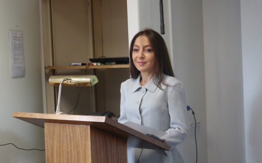 Nərgiz Paşayeva: Bütün iştirakçıları bir araya gətirən amil elm, təhsil və mədəniyyətdir