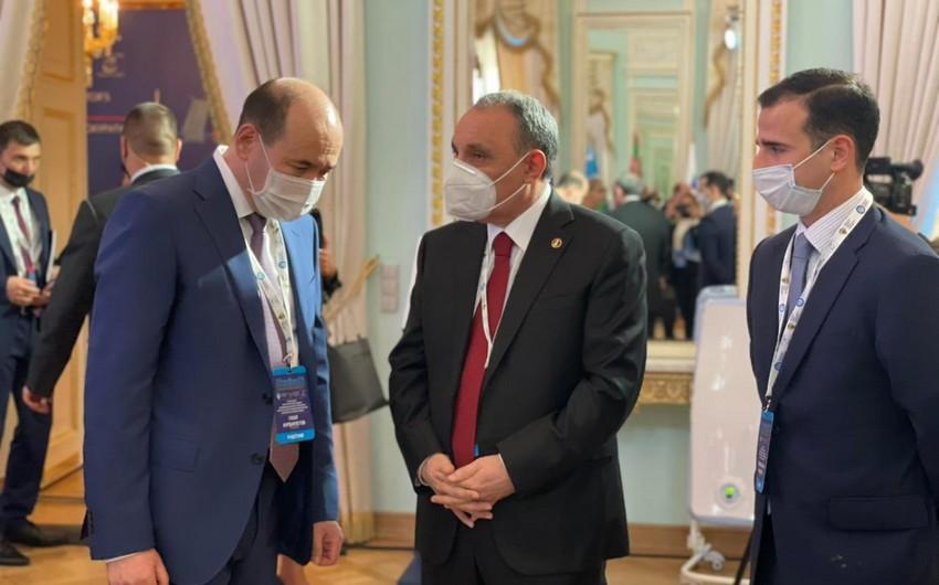 Генпрокурор Азербайджана отправился с визитом в Россию