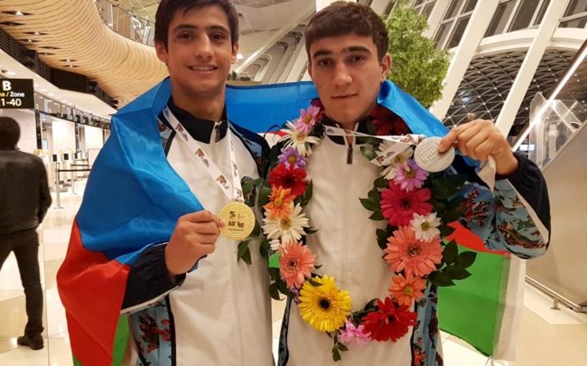 Nurlan Səfərov: İlk hədəfim Avropa çempionu olub, Olimpiadaya lisenziya qazanmaq idi