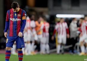 Месси не забивает Реалу семь матчей подряд