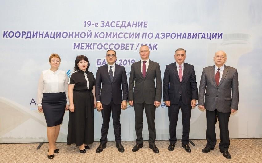 Baku hosts IAC Air Navigation Commission's meeting