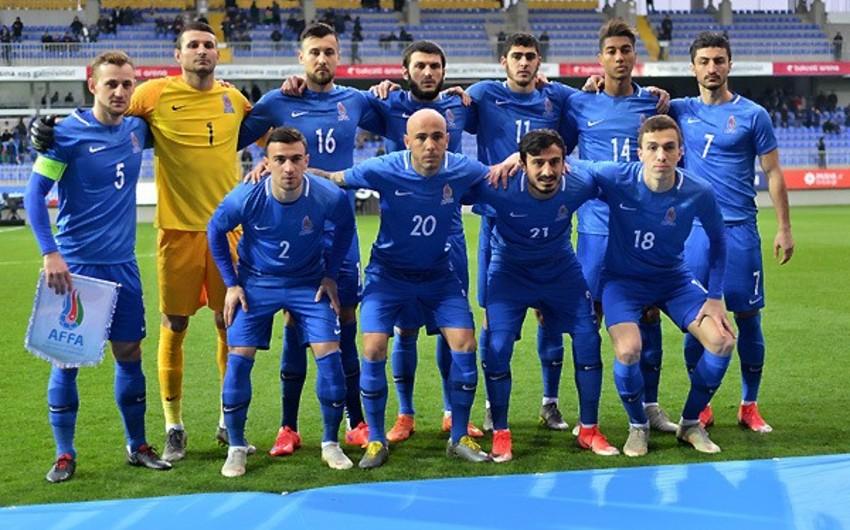 Футболисты сборной Азербайджана награждены за ничью в матче со сборной Литвы