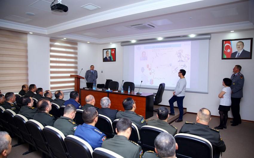 Baku hosts meeting of Azerbaijan and Germany military experts