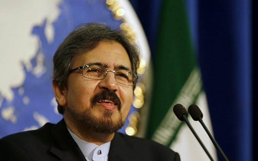 İran XİN: Hava zərbələri Suriyadakı vəziyyəti daha da gərginləşdirəcək