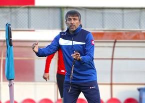 Araz Abdullayevin çıxış etdiyi komandaya yeni baş məşqçi təyin olunub