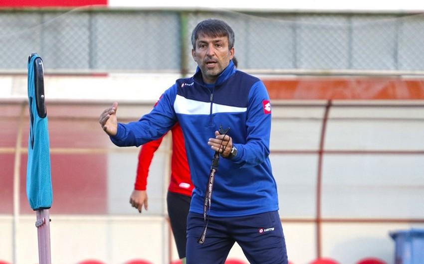 Araz Abdullayevin çıxış etdiyi komandada yeni baş məşqçi