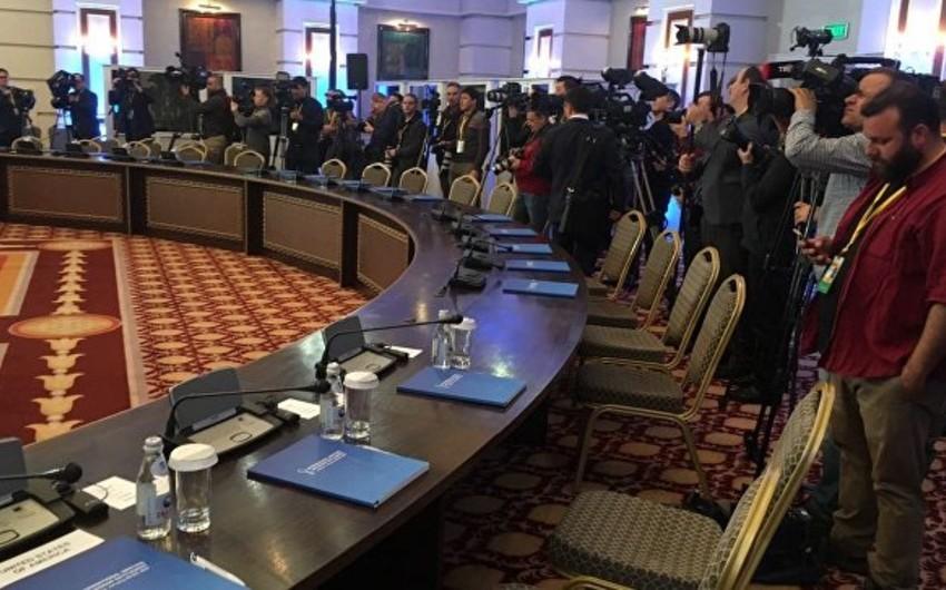 Suriya müxalifəti Astana görüşünün yekunları üzrə kommünikeni imzalamayacaq