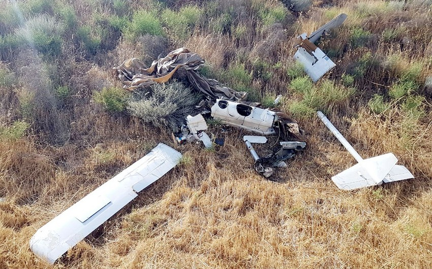 MoD: Three more Armenian UAVs destroyed