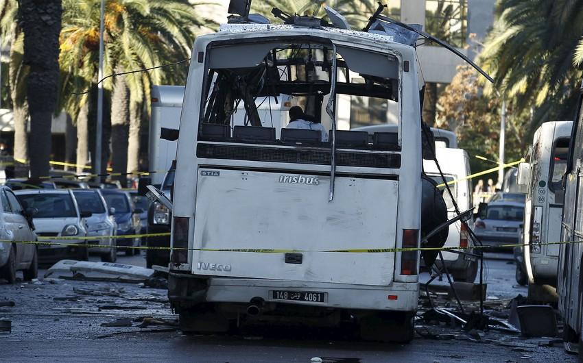 При взрыве в автобусе в Сирии один человек погиб и 25 пострадали