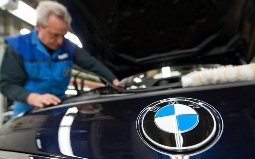 BMW bir milyona yaxın avtomobili yanma riski səbəbindən ABŞ-dan geri çağırır