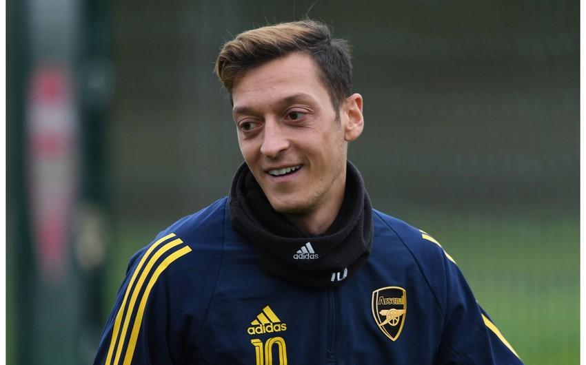 Mesut Özildən Fənərbağça açıqlaması
