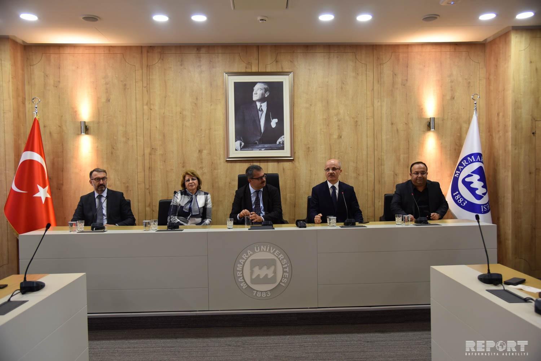 İstanbulda Azərbaycan Respublikasının xarici siyasəti mövzusunda konfrans keçirilib