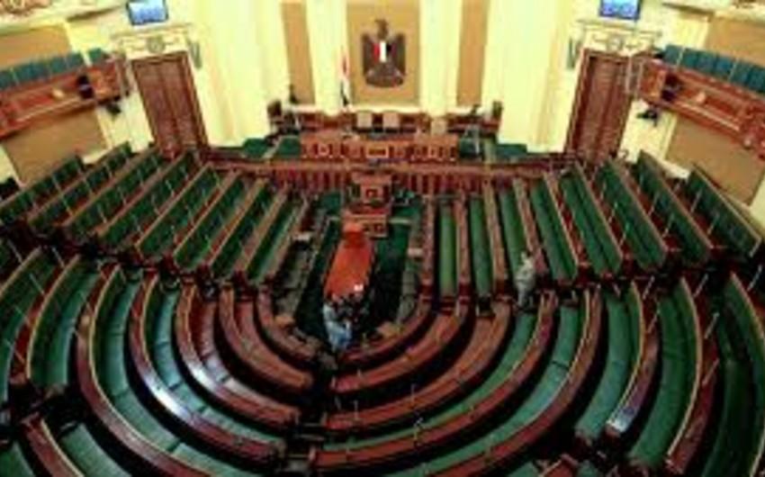Misirdə parlamentin açılış sessiyası keçirilib