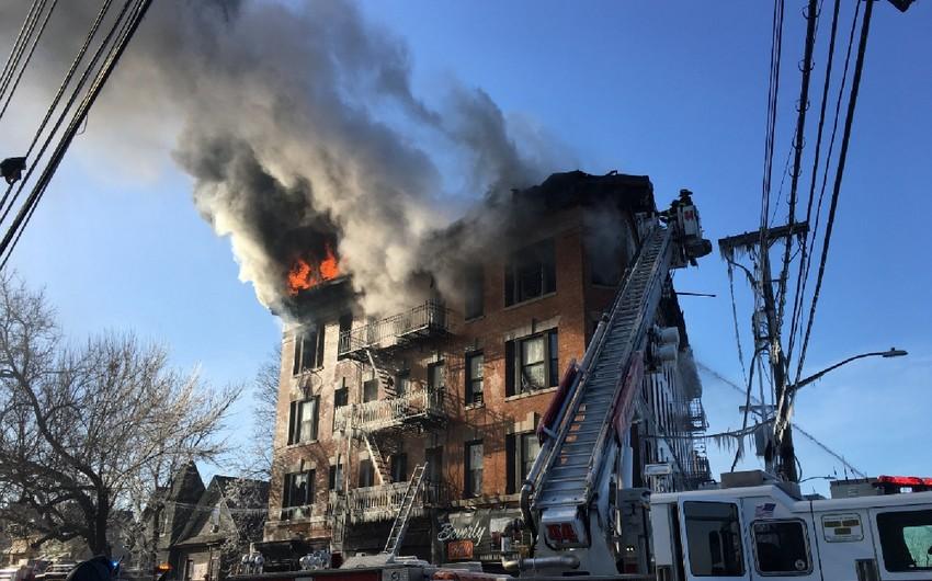 В Нью-Йорке во время пожара пострадали 23 человека - ОБНОВЛЕНО