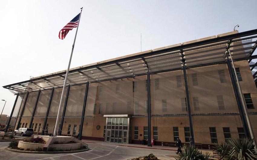 ABŞ İranla gərginliyə görə diplomatlarının yarısını İraqdan çıxarır