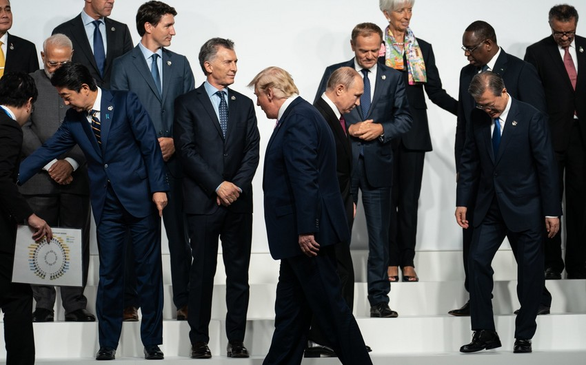 G-20liyin virtual sammiti keçirilir