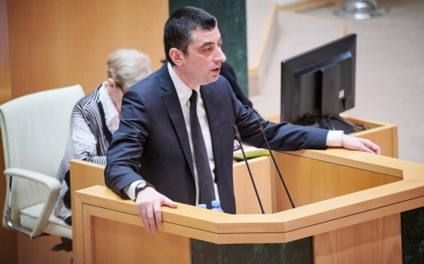 Gürcüstan prezidenti baş nazirin təyinatı haqqında fərman imzalayıb