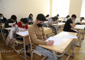 В Азербайджане пройдут очередные выпускные экзамены