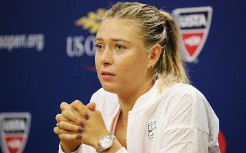 Rusiyalı tennisçi Mariya Şarapovanın cəza müddəti azaldılıb