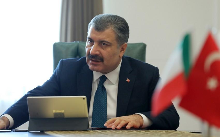 Türkiyədə koronavirus xəstələrinin sayı 27 mini keçdi